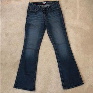 Modern Bootcut Jeans